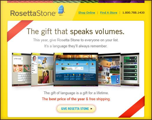 Rosetta Stone, josh thomas, designer