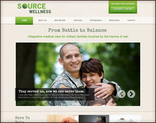 Source Wellness, josh thomas, designer